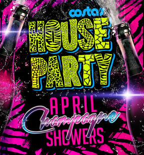 DJ Costa's House Party Presents April Champagne Showers