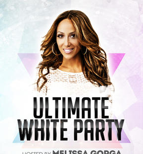 Ultimate White Party with RHONJ Melissa Gorga