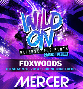 WILD ON Tour ft. Mercer