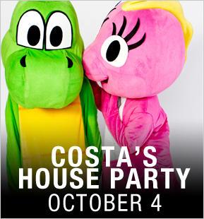 DJ Costa's House Party