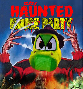 Costa's Haunted House Party