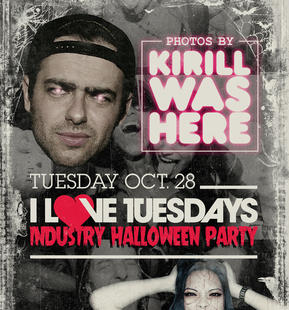 I Love Tuesdays Halloween Edition ft. Malyna & KirillWasHere